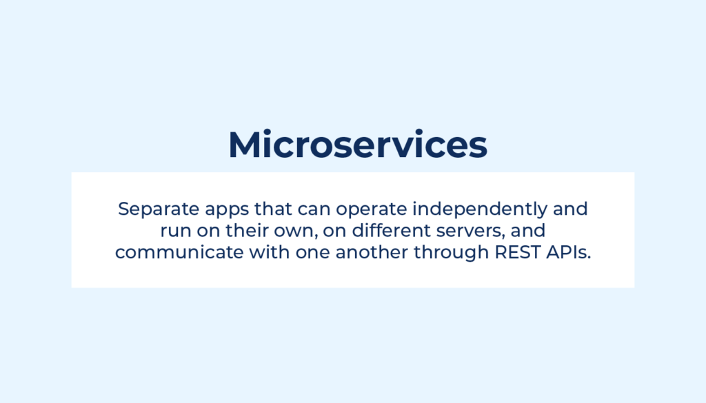 """What is """"Microservices""""?"""